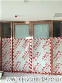 柳州防火玻璃门