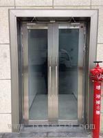 閉門器式玻璃防火門 BL-FHM