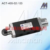 台湾金器ACT-405-02、ACT-405-03轮柱阀MINDMAN ACT-405-02、ACT-405-03
