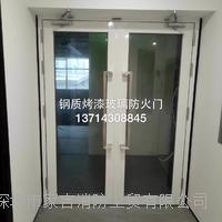 乙级钢质玻璃防火门、甲级钢质玻璃防火门