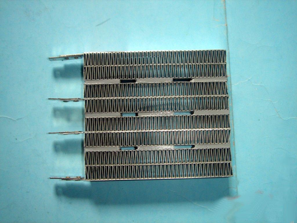 导电型PTC加热器