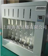 6联脂肪测定仪又名6组索氏提取器 JPSXT-06