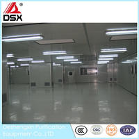 cleanrooms and clean room Supplies  DSX-Clean rooms 01
