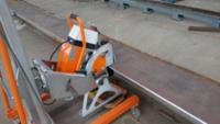 N.KO恩科自动行走坡口机UZ15加工度3.5米每分钟,适合碳钢、不锈钢、铝等材