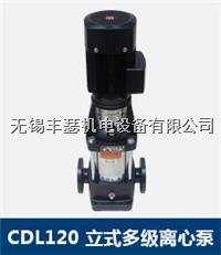 CDL/CDLF立式多级离心泵 CDL120-70