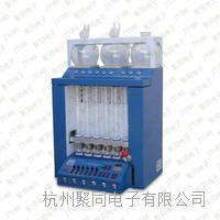 粗纤维测定仪JT-CXW-6纤维测定专业仪器参数 JT-CXW-6