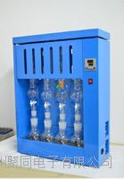 4联脂肪测定仪JT-SXT-04索式提取器厂家 JT-SXT-04