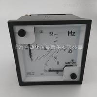 Q96D-HC上海自动化仪表一厂Q96D-HC双路双指示频率表