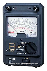 DM-5257指针式绝缘电阻测试仪 DM-5257