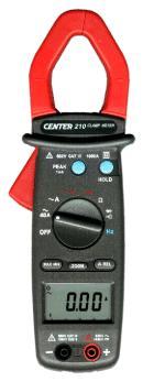 电流钳表 CENTER-210/211