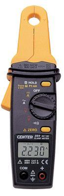 电流钳表 CENTER-223