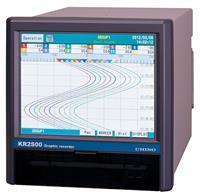 日本CHINO千野无纸记录仪KR2S00