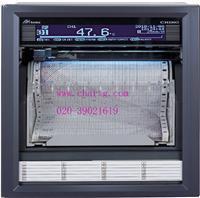 180mm日本千野CHINO混合式记录仪KH4000