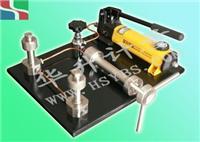 台式液压压力泵 HS-YFT2002Y