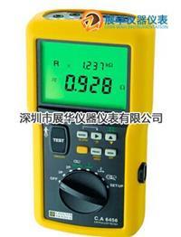 法国CA电气安装测试仪CA6456安规测试仪/接地电阻/漏电测试仪 CA6456