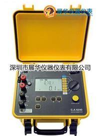 法国CA低阻计CA6240微欧计/电阻计 CA6240