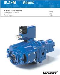 VICKERS齿轮泵应用,威格士齿轮泵参数