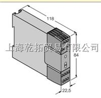TURCK安全继电器性能特点 TURCK安全继电器 BI10-M30-AN6X