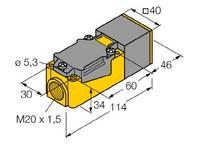 TURCK电容式传感器资料下载,图尔克电容式传感器中文介绍 6ES7972-0BB52-0XA0PROFIBUS-STECKER IP20FC-PG
