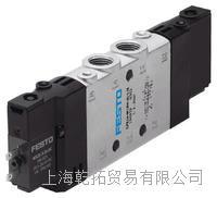 FESTO阀CPE系列管式阀2位5通,CPE14-M1BH-5J-1/8 CPE14-M1BH-5/3G-1/8
