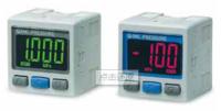 日本SMC ZSE30A 系列 2色显示式 高精度数字式压力开关 真空·混合压用描述 ZSE30A-01-C-LA1