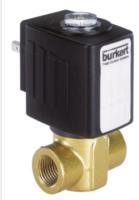 德国BURKERT6240型伺服辅助2/2通活塞阀使用说明