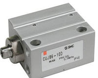 小型自由安装型气缸:SMC CDUJB6-15DM  CDUJB6-15DM
