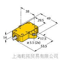 图尔克隔离器基本信息,TURCK系列技术 NI20-CP40-Y0/S74 12M