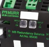 MURR穆尔M冗余模块替代产品:85495 85177019