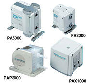 日本SMC 隔膜泵 内置式/自动运转型 PAX1000系列