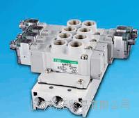 原装日本CKD先导式5通换向阀性能卓越 4JA1 2 9 M5 E20 3 U