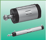 日本CKD圆形紧凑型气缸SCM工作原理 -