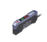 KEYENCE双显示光纤传感器简明扼要 FS-V21RP