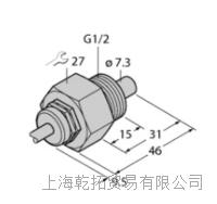 热销产品图尔克流量传感器FCS-G1/2A4-NA/D100  6870412