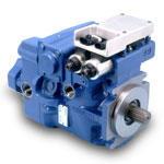 VICKERS三联定量泵连接类型与示意图 DGMC2-5-AB-GW-BA-GW-S-30