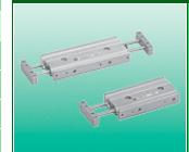 喜开理CKD双作用标准气缸带双活塞杆 MCAT-0-15-10-F