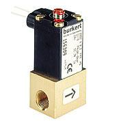 BURKERT两位两通微型比例电磁阀产品说明 001446