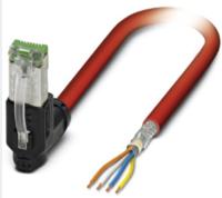 PHOENIX电缆VS-PNRJ45R-OE-93K/3,0概述  VS-PPC-C1-RJ45-MNNA-PG9-4Q5-B