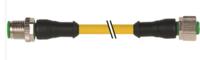 MURR穆尔的黄色连接器带电缆线 7000-40061-0330150