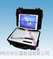 便携式多功能食品安全分析检测仪