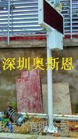 福州房屋建筑工地扬尘噪声视频智能监测站 远程监控 实时在线监测
