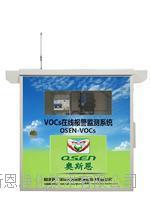 戶外環境VOCs在線檢測及超標預警系統功能特點