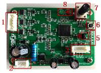 无刷直流电机控制方案