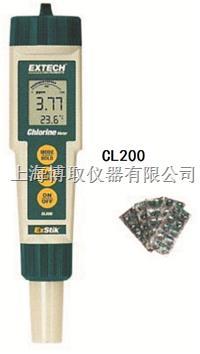 进口手持式笔试余氯测量仪博取厂家CL200型余氯笔试测量仪 CL200
