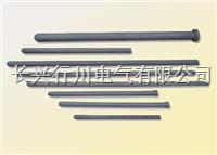 耐高温耐腐蚀热电偶保护管 碳化硅热电偶保护管