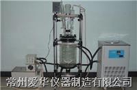 爱华10升双层玻璃反应釜 AS212-10L双层玻璃反应釜