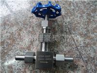 J23W-160P带穿板功能的焊接仪表阀,焊接针型阀,焊接式仪表截止阀,外螺纹针阀 J23W-160P