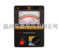 YTC25系列指针式绝缘电阻测试仪