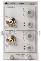 安捷伦86117A 50 GHz双通道电模块 86117A