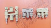 电力自动化继电保护跳线连接器矩形连接器压板系列连接器 电力自动化继电保护跳线连接器矩形连接器